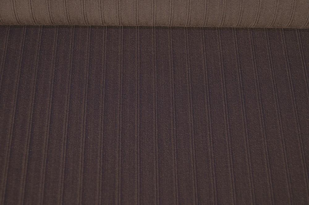 stoffmarkt hosenstretch braun einfarbig gestreift. Black Bedroom Furniture Sets. Home Design Ideas