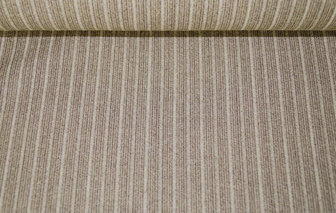 wollstoff beige braun gestreift wollmischung 1817. Black Bedroom Furniture Sets. Home Design Ideas