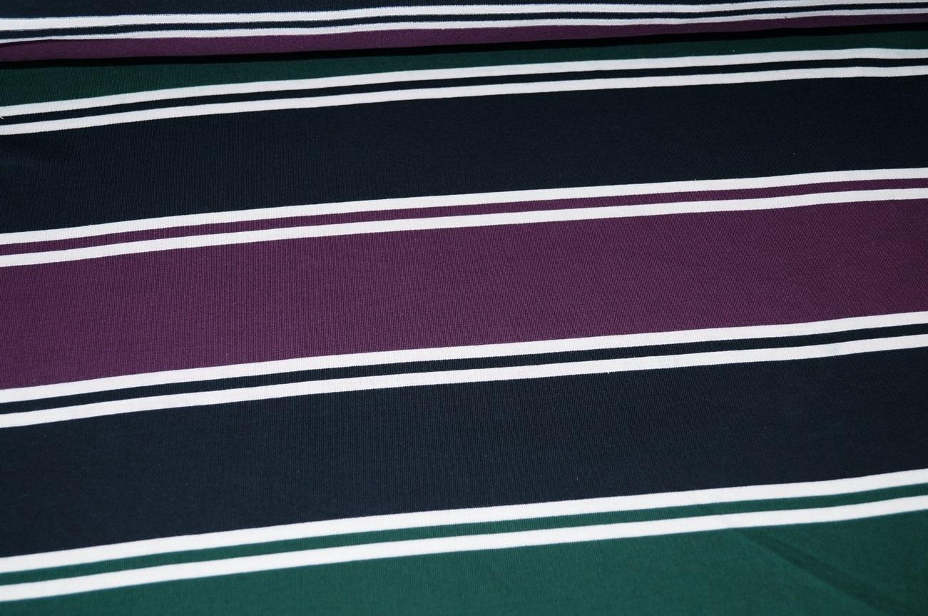 baumwolljersey xxl jersey stoff dunkelblau aubergine gr n. Black Bedroom Furniture Sets. Home Design Ideas