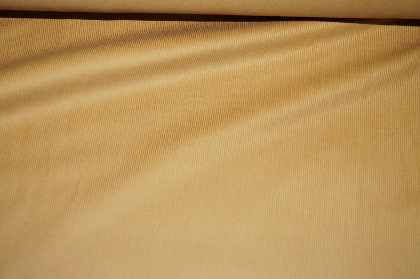 feincord stoff baumwolle feincord stoff hellbraun. Black Bedroom Furniture Sets. Home Design Ideas