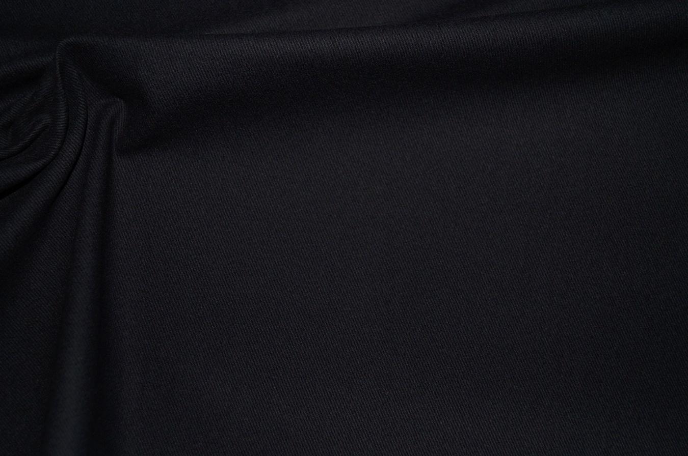 dekostoffe online baumwolle stoff schwarz grobe jeans struktur. Black Bedroom Furniture Sets. Home Design Ideas