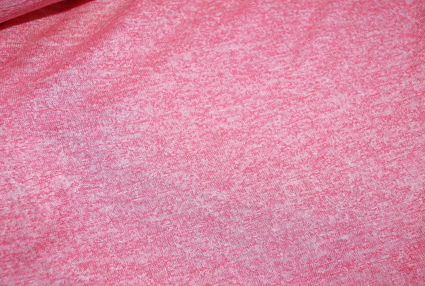 stoffe kaufen online feinstrick stoff rosa meliert. Black Bedroom Furniture Sets. Home Design Ideas