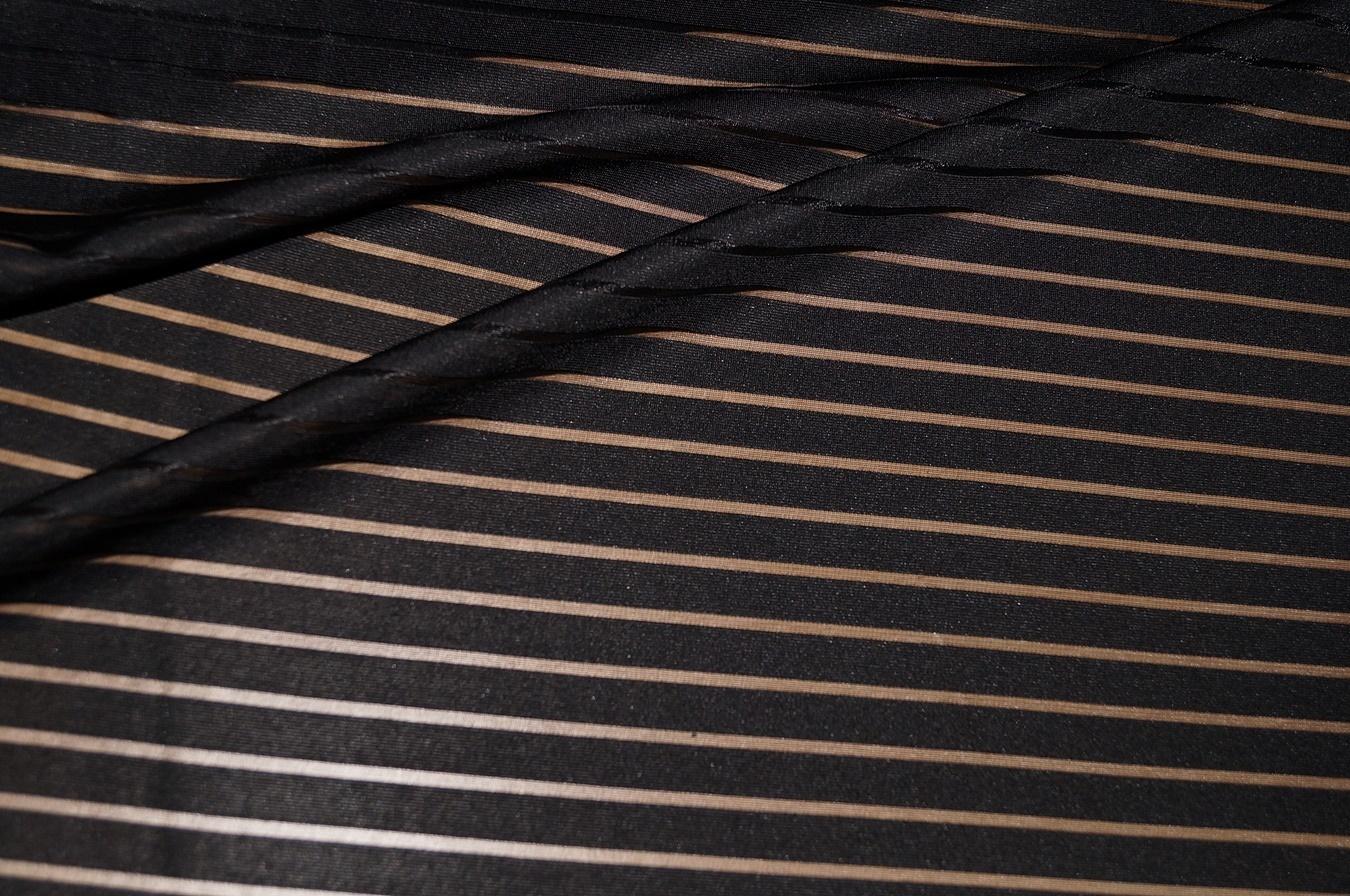 stretchstoffe jersey stoff schwarz gestreift durchsichtig. Black Bedroom Furniture Sets. Home Design Ideas